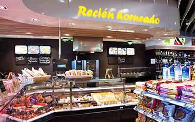 Оборудване за топла точка – супермаркети и магазини